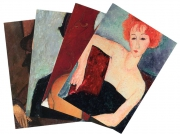Postkartenset »Amedeo Modigliani«