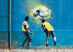 Le Miracles (Banksy & Beyond), Paris