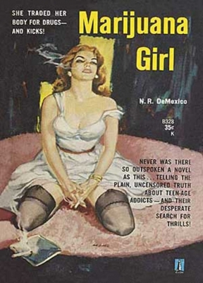 Marijuana Girl - Cinemania