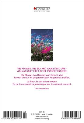 The Flower, the sky ...