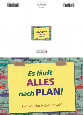 Alles nach Plan