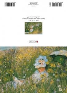 Claude Monet - Blumenwiese