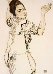 Postkartenset »Egon Schiele«
