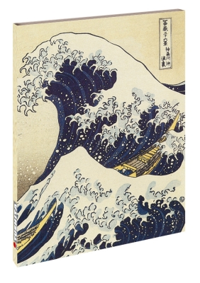 The Great Wave - Hokusai
