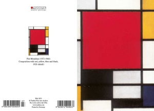 P. Mondrian - Compos. With Red, Yellow, blue