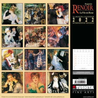 Auguste Renoir - La Vie en Rose 2022