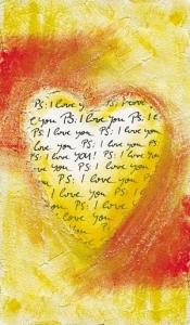 P.S: Ich liebe dich!