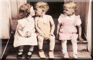 Küsschen, Küsschen