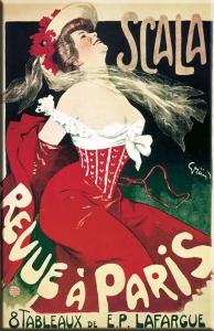 SCALA - Revue á Paris