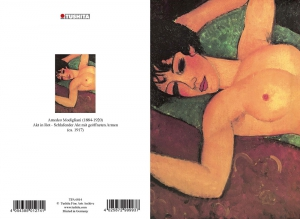 Amedo Modigliani - Akt im Rot