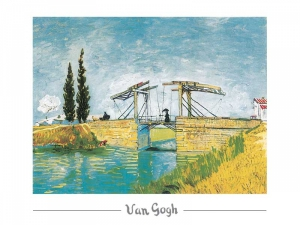 Vincent van Gogh - Die Brücke