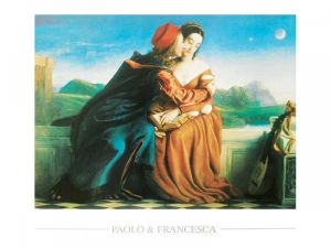 William Dyce - Paolo & Francesca