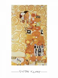 Gustav Klimt - Die Erfüllung