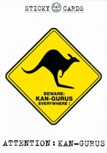 Kan-Gurus everywhere!
