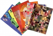 Postcard set Paul Klee 3