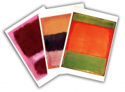 Postkartenset »Mark Rothko«