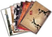 Postkartenset »Streetart« 1