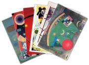 Postkartenset »Wassily Kandinsky«