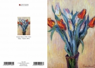 Claude Monet - Tulpen