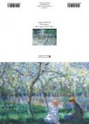 Claude Monet - Frühlingszeit