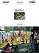 Georges Seurat - Ein Sonntagsnachmittag auf der Insel
