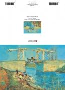 Vincent van Gogh - Brücke in Arles