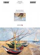 Vincent van Gogh - Fischerboote am Strand
