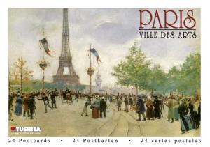 Paris, Ville des Artes