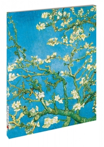 Vincent van Gogh - almond tree
