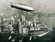 Zeppelin over NY