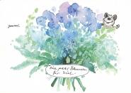 Ein paar Blumen für Dich
