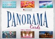 PANORAMA-Postkarten-Flyer