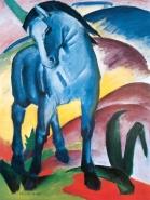 Franz Marc – Blue Horse I