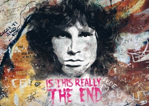 Is this Realy the End – Streetart – Ravenna, Italy