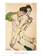 Egon Schiele, 1913