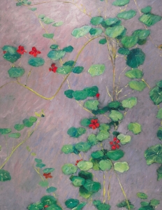 Gustave Caillebotte - Nasturtiums