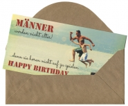 Envelopes for panorama cards