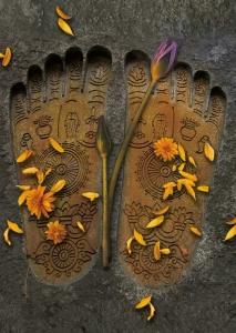 Buddha's Footprints II