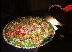 Making of Mandala
