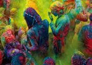 Indien, Holi Festival