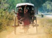 Joyful, Burmese Monks