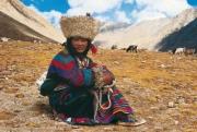 Khampa Shepherd Girl