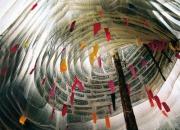 Spiral Prayer Flags, Tibet
