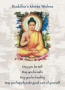 Buddha's Metta Wishes
