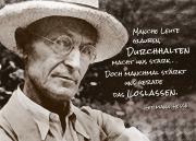 Hermann Hesse: Manche Leute...