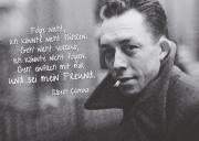 Albert Camus: Folge nicht...