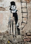 Little Girl - Streetart