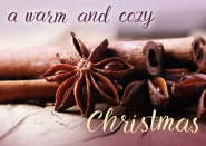 A warm and cozy Christmas