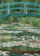 Claude Monet - The Japanese Footbridge