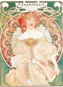 Alfons Mucha - Reverie